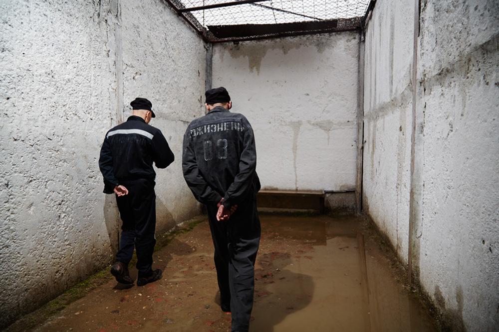 Il castigo dopo il delitto: la vita dei detenuti nell'Aquila Nera