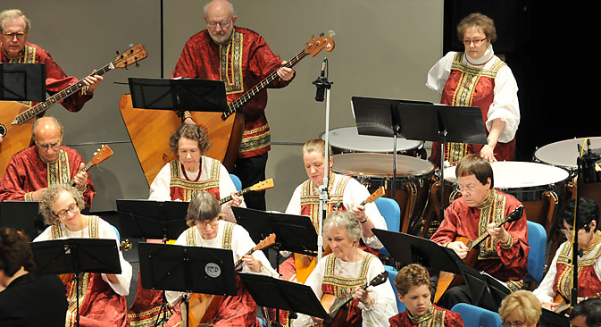 The group now has a membership of 55 volunteer musicians from 12 to 92 years old.