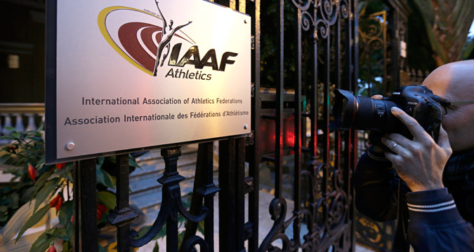 The International Association of Athletics Federations (IAAF) commission on a reform of the Russian Athletic Federation is expected to visit Russia on Jan. 10-15.