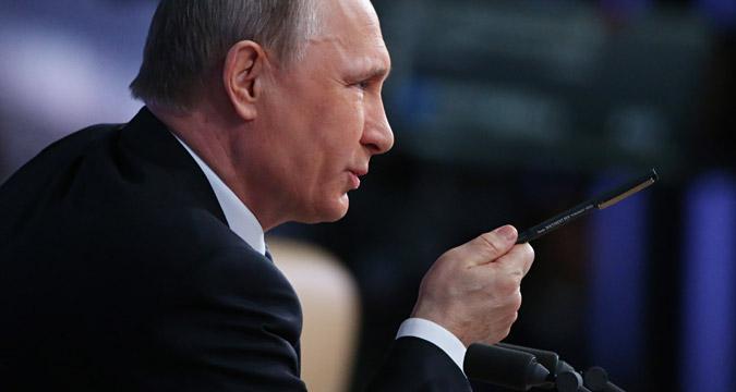 """Pútin: """"Blatter é um homem respeitável (...) É a ele que deviam dar o Prêmio Nobel."""""""