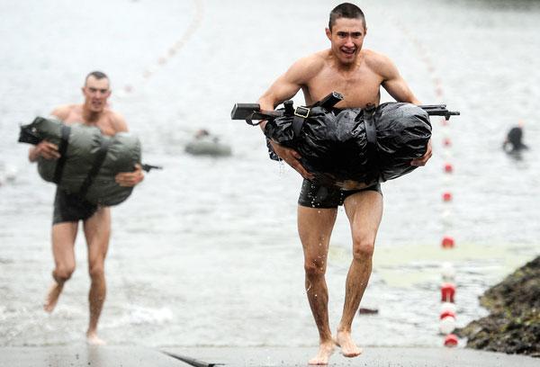 Шта се дешава са руском армијом?