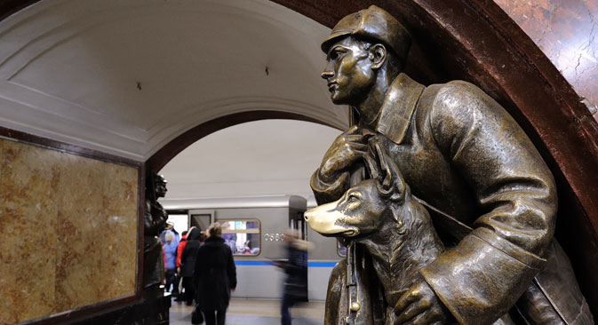 Moscow Metro - facts and urban legends