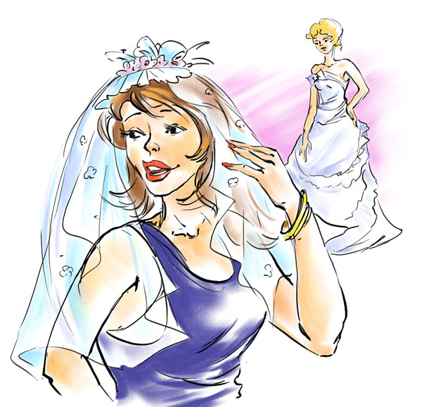 10 superstizioni russe sul matrimonio