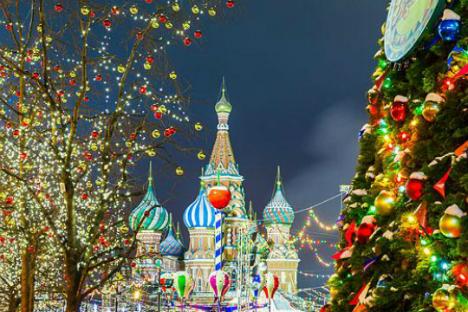 Как да вземете най-доброто от Москва в най-студените дни без да измръзнет.