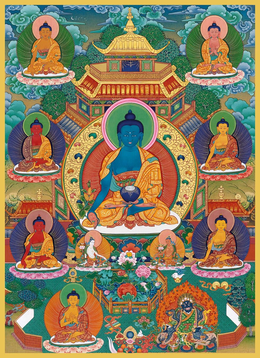Au milieu des années 1990, il commença l'apprentissage d'une méthode de Thangkas différente auprès de lamas bouddhistes en Inde, en Mongolie et au Népal. Sangye Yeshe, l'artiste personnel du Dalaï-Lama, est devenu le maître spirituel de Dudko.