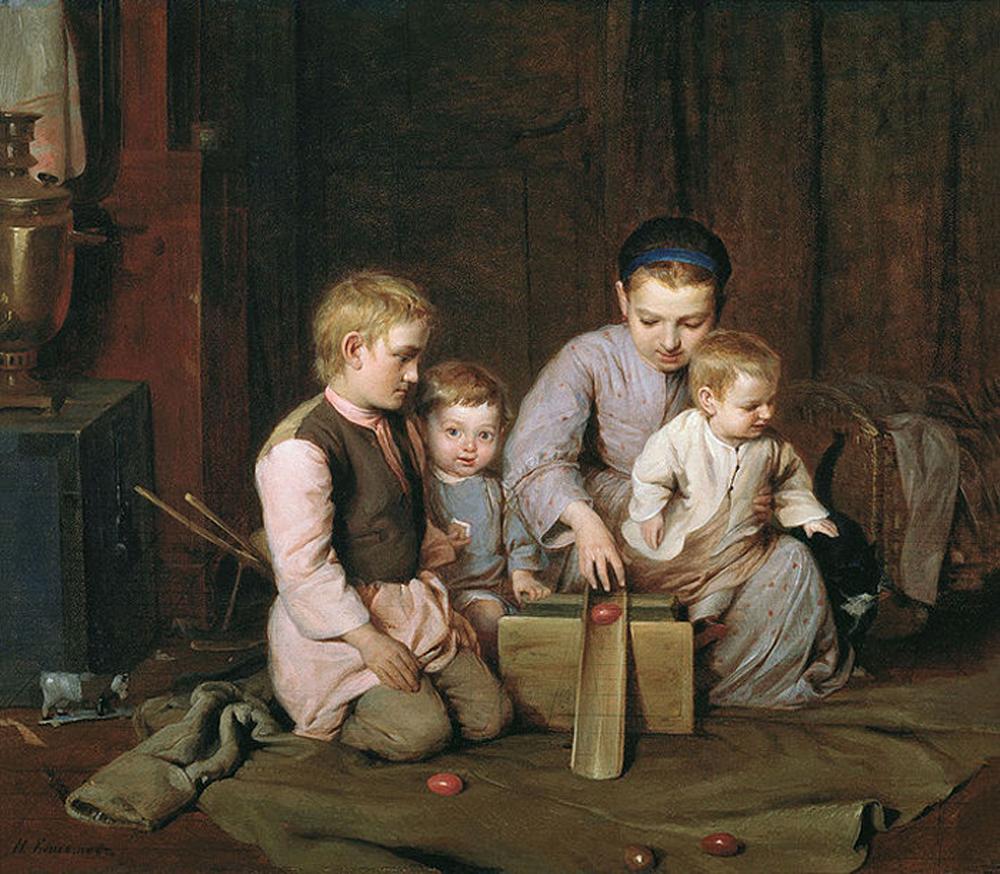 Pâques vu par les peintres russes