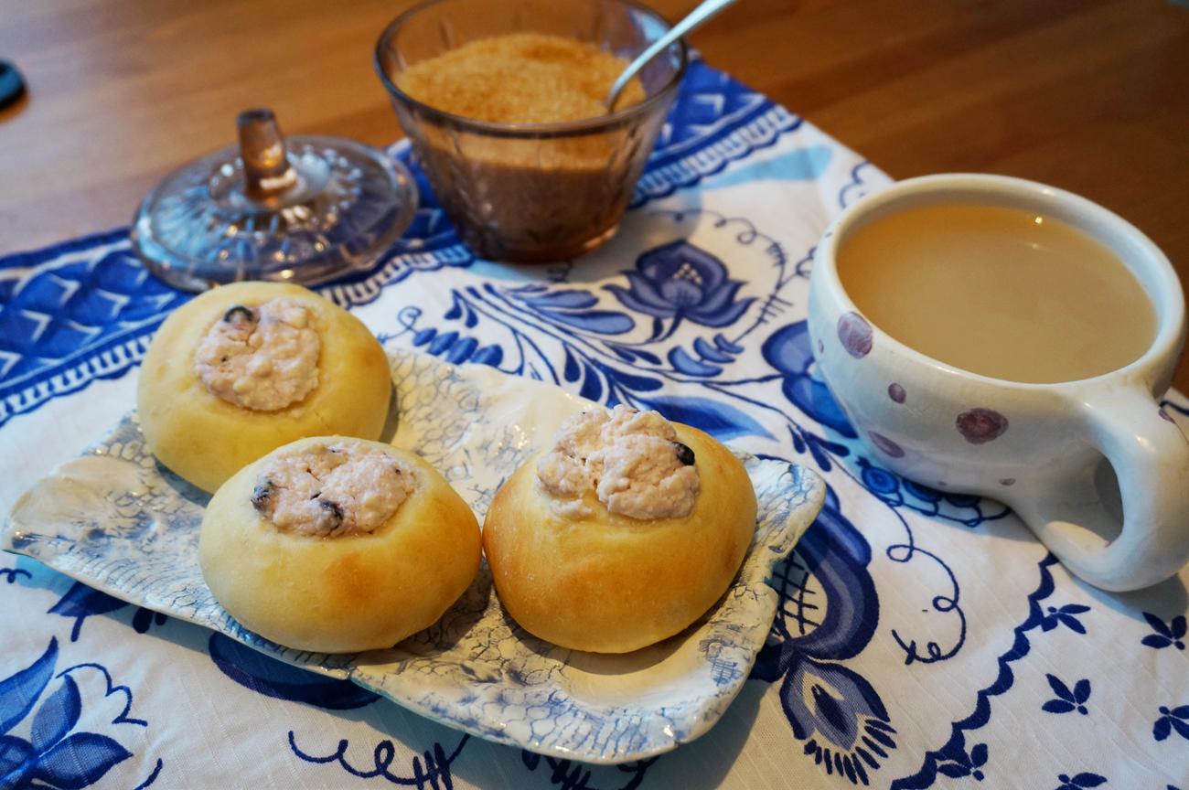 Vatrushki via Soviet Diet Cookbook. Source: Anna Kharzeeva