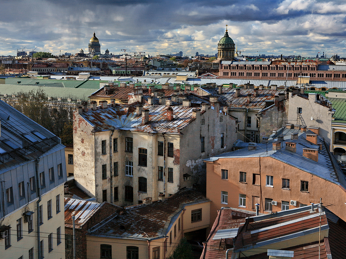 Seeing St Petersburg One Rooftop At A Time Russia Beyond
