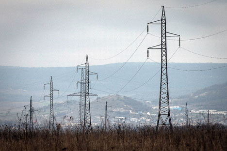 Russia to supply power to LPR after Ukraine cuts electricity.