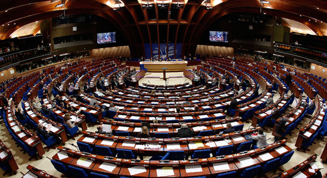 The Assembly will hold a session in Strasbourg on January 25-29.