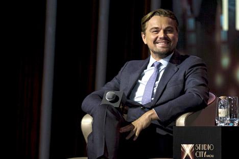 Engajado em questões ambientais, DiCaprio nega interesse por carreira política