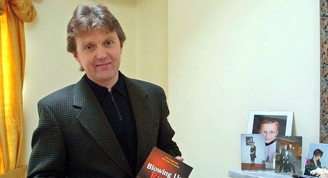Александар Литвињенко
