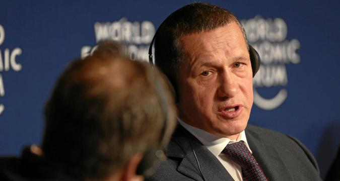 Russian Deputy Prime Minister Yuri Trutnev.