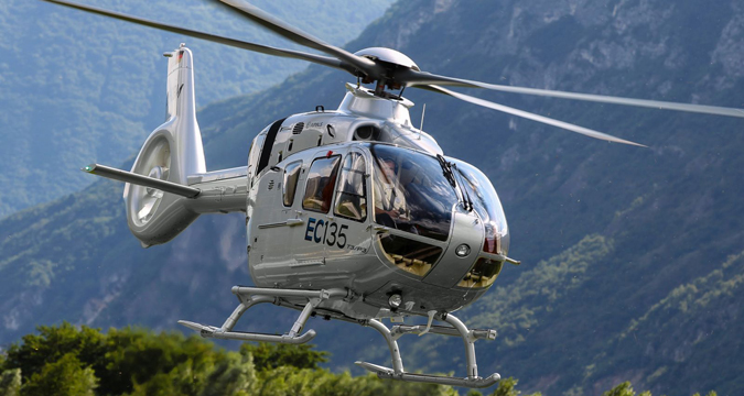 Airbus Helicopters specializes in military and civil helicopter development.