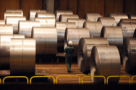 Turkey can impose sanctions against Russian metals companies.
