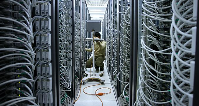 Internet própria permitirá uso de supercomputadores para fins militares