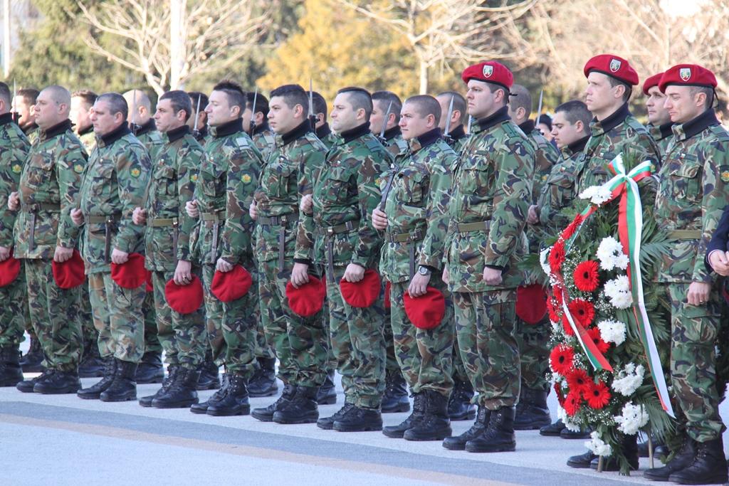 Почетната рота на Плевенския гарнизон