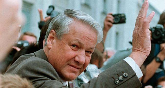 Iéltsin virou símbolo da entrada da Rússia na era democrática e nas regras do mercado livre