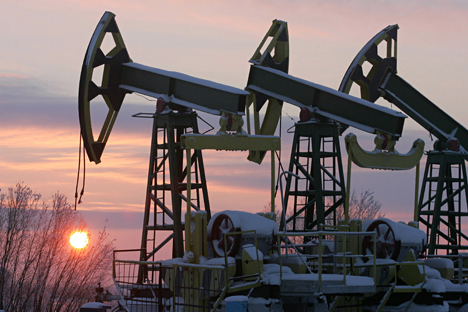 The Russian government hopes that as a result oil prices may increase or at least stabilize.