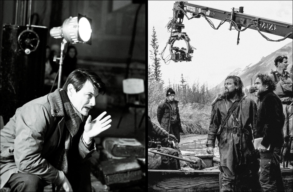 Tarkovsky and Inarritu