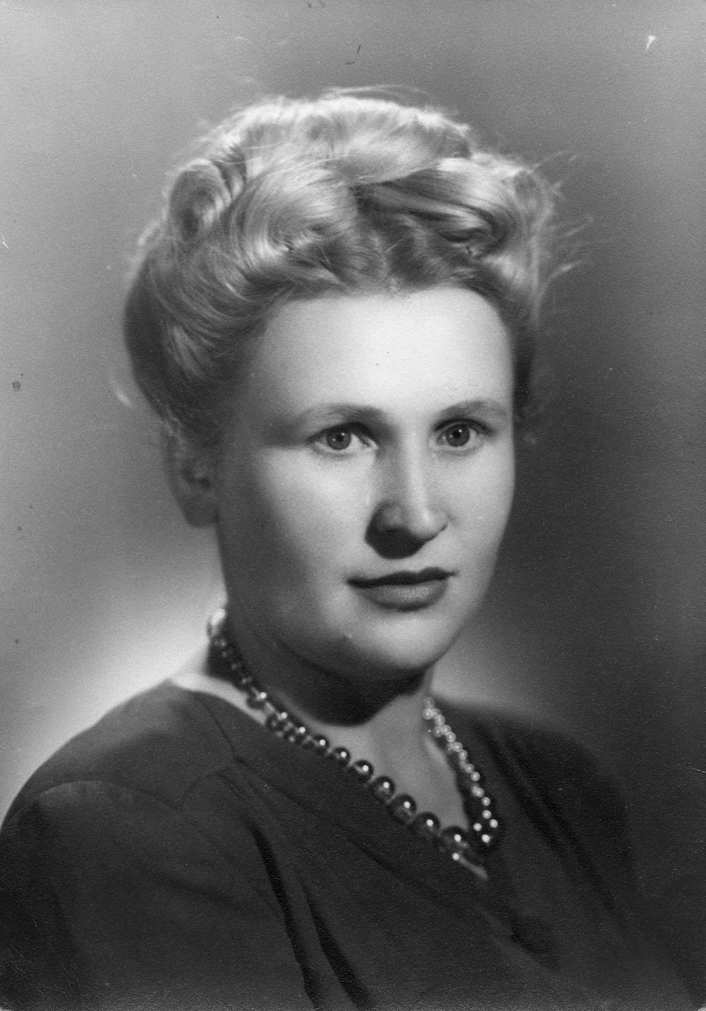 Anna Kamayeva-Filonenko.