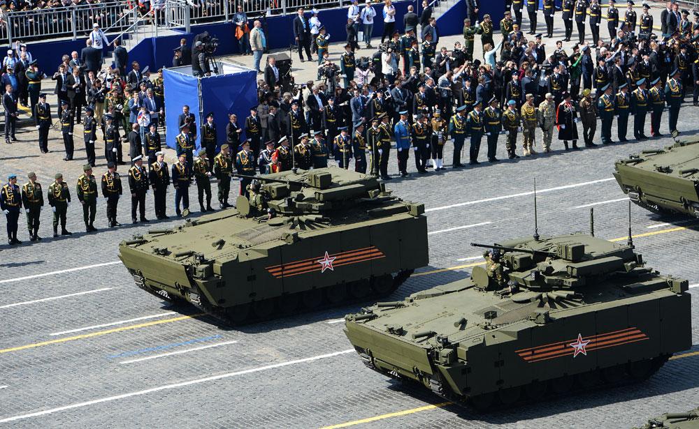"""Курганец-25"" (Александар Вилф / РИА Новости)"