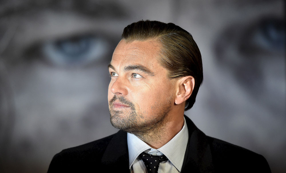 Leonardo DiCaprio: 'I would like also to star as Rasputin.'