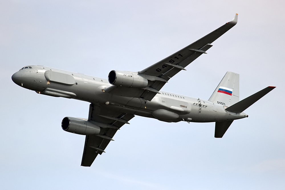 Russia's newest spy plane can see through the ground.