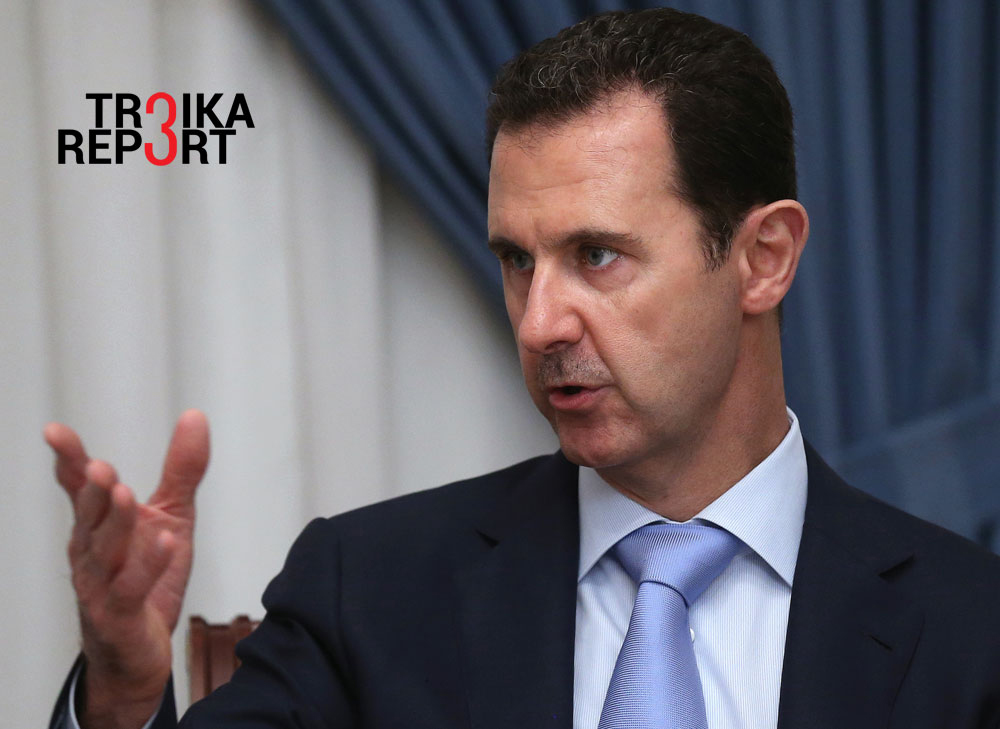 """Bashar al-Assad will not necessarily play by the letter and spirit of the ceasefire agreement,"" Russian pundits said"