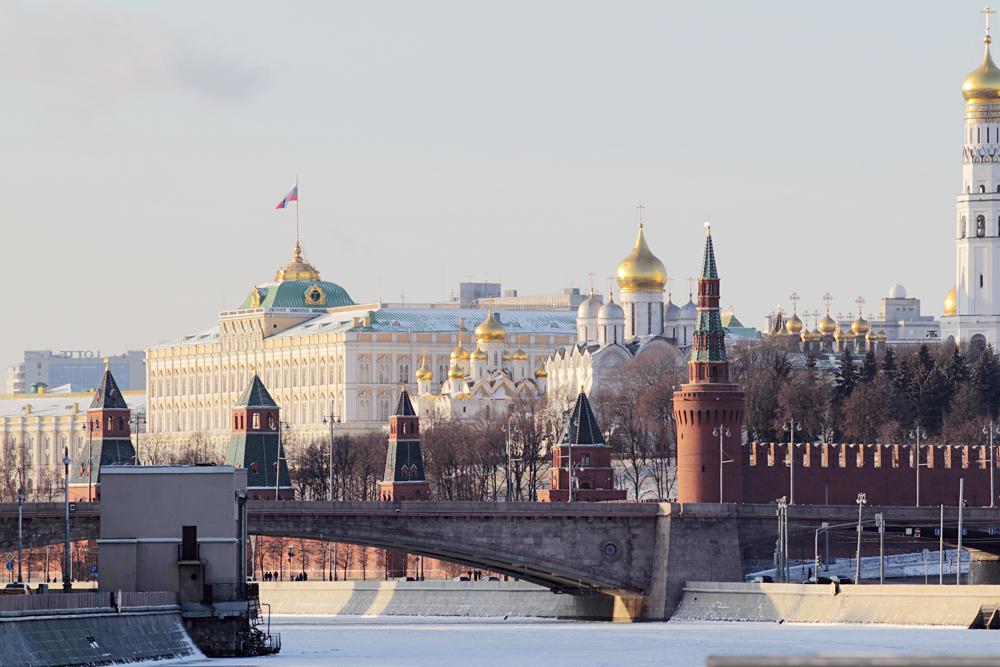 Il Cremlino di Mosca. Fonte: Lori/Legion Media