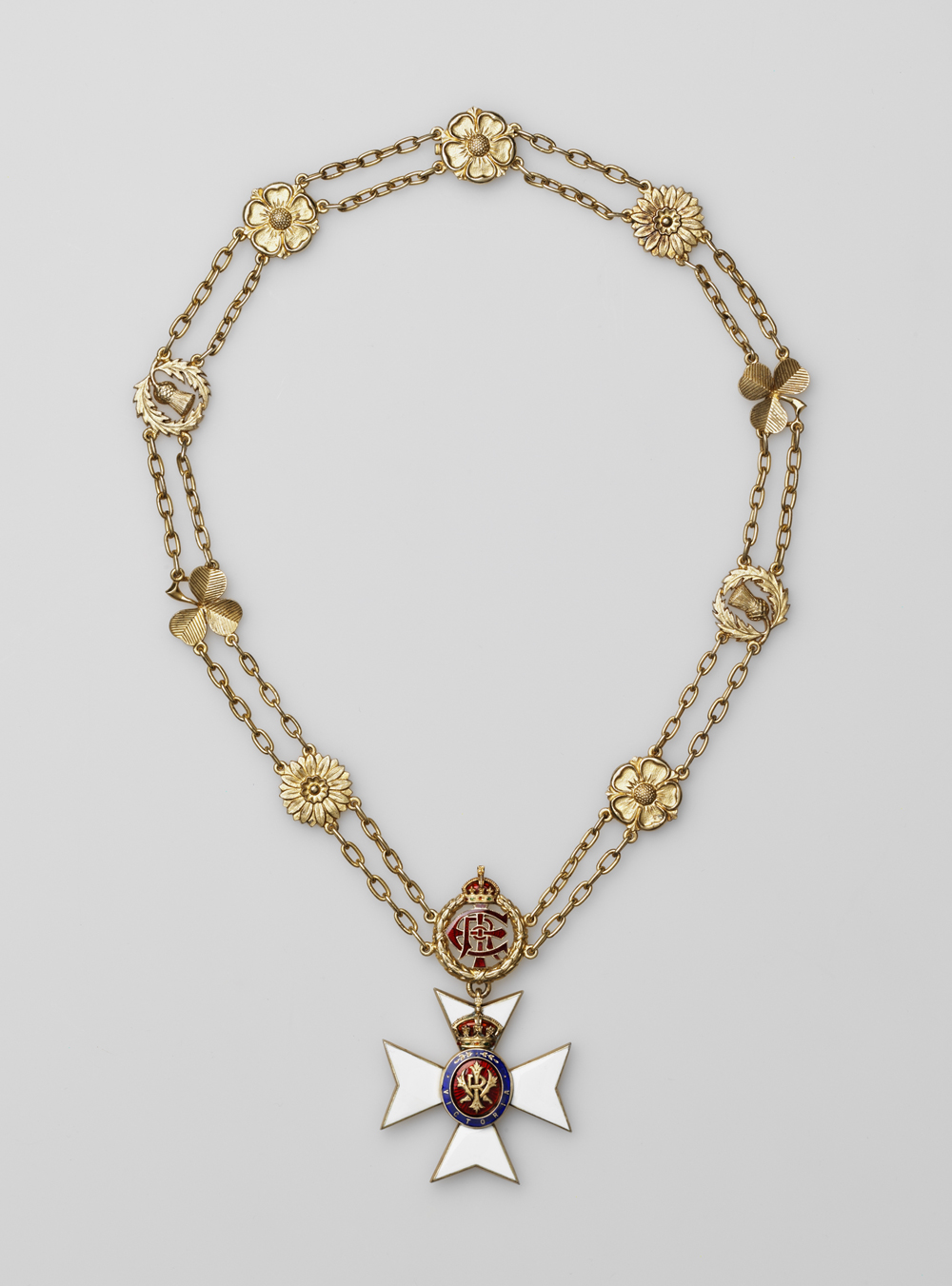 Collier royal de Victoria.