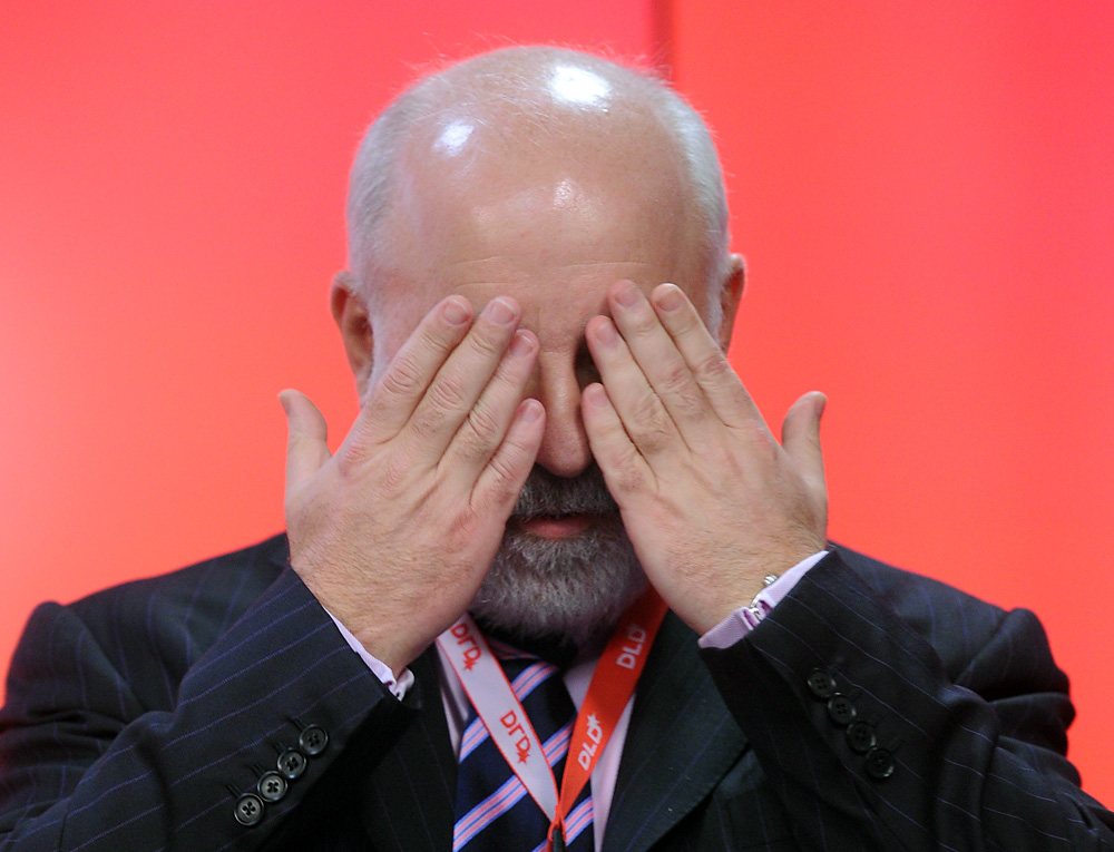 Viktor Vekselberg, president of the Skolkovo Foundation and the richest Russian.