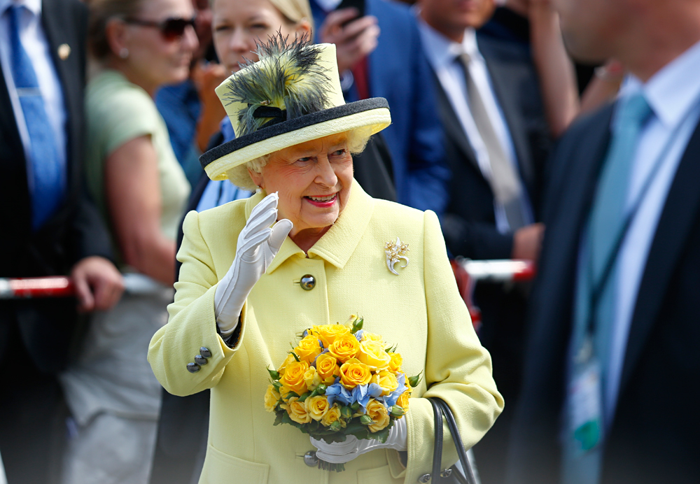 Britain's Queen Elizabeth II will celebrate 90th birthday.