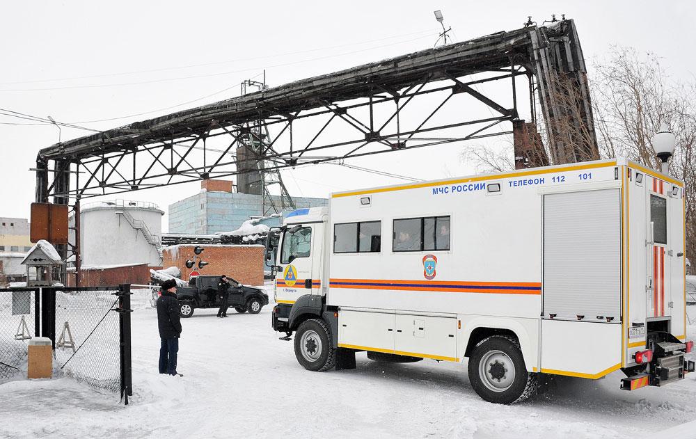 República de Komi, no norte da Rússia, declarou três dias de luto.