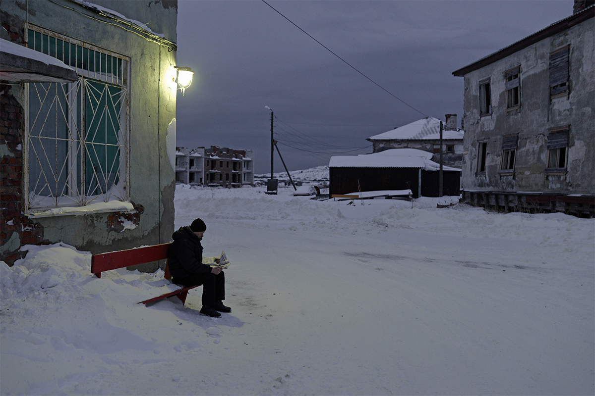 Locals say that during polar days their electricity expenses are practically nonexistent. However, all the money that was saved during the summer is spent during the polar night.
