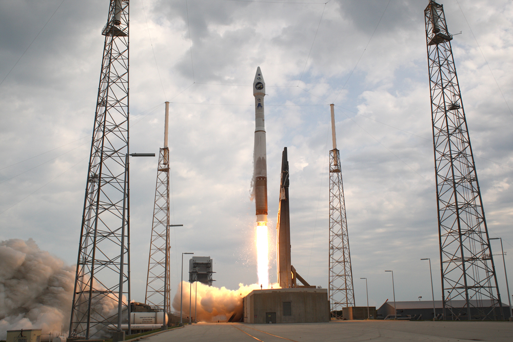 Atlas V rockets have used Russian RD-180 engines since 1996.