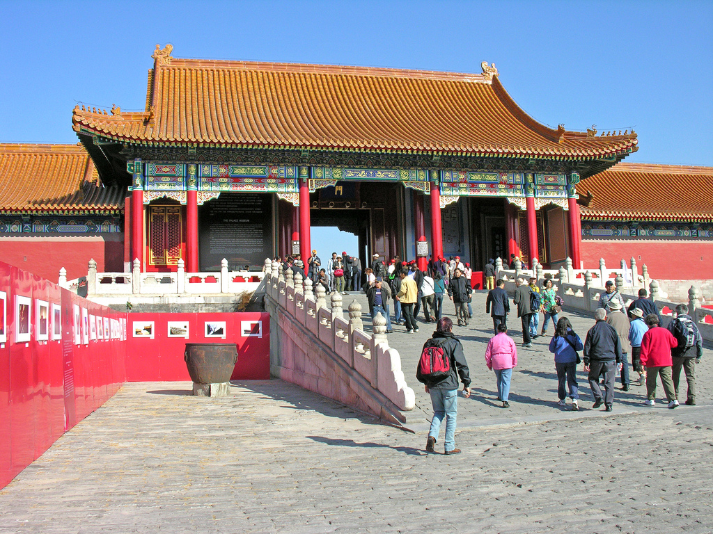 Beijing is a popular destination for Russian tourists.