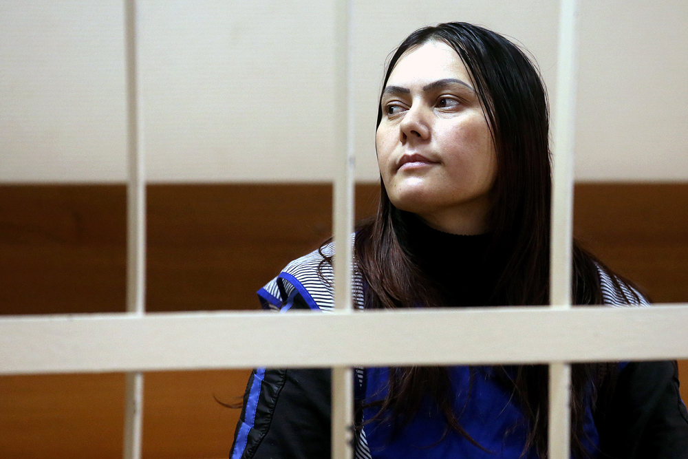 In February Gyulchekhra Bobokulova has been detained near Oktyabrskoye Pole Metro Station on suspicion of murdering the child.