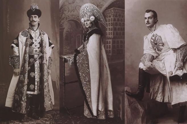 ロマノフ家、最後の大舞踏会 - ...