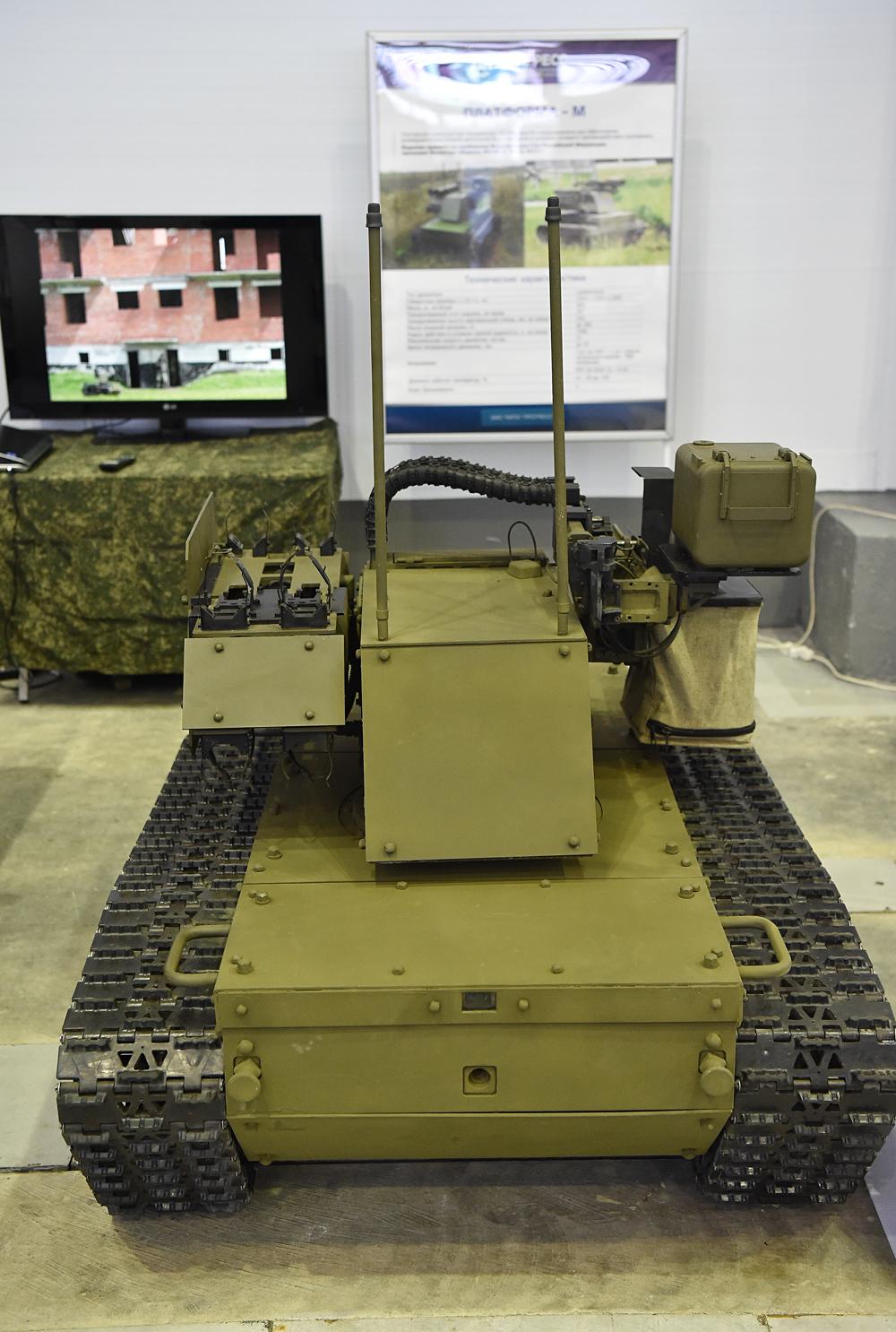 Sistema diseu00f1ado para el combate sin entrar en contacto directo con el enemigo. Se trata de una unidad de combate universal que puede actuar de explorador, patrulla o guarda de infraestructura importante.