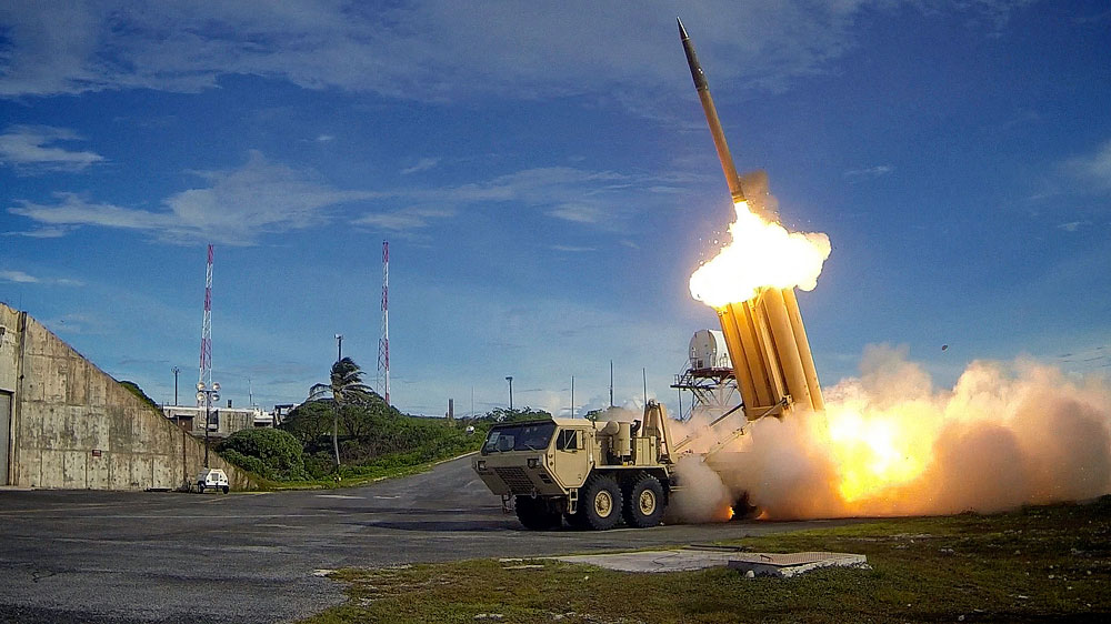 The U.S. will deploy its THAAD system in South Korea.