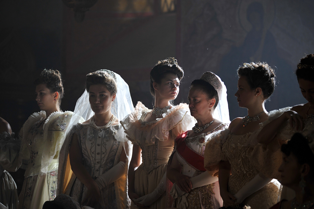 The script is based on the story of the tragic love of Nicholas Romanov, the son and heir to Russian tsar Alexander III, and the ballet dancer Mathilde Kschessinska.