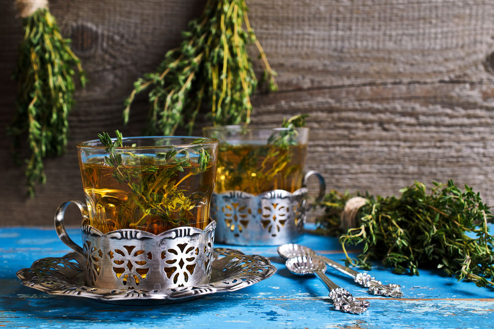 Siberian herbal tea may have a toning and energizing effect or help to calm down and relax. Source: Shutterstock / Legion-Media
