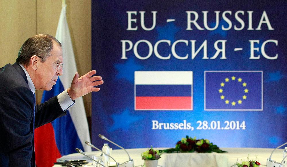 Sergueï Lavrov, chef de la diplomatie russe.