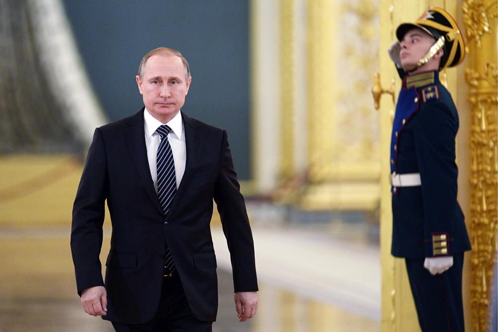 Vladimir Putin /