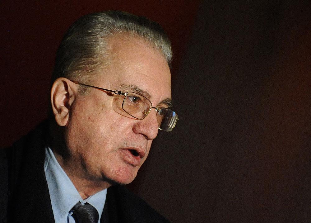 Mijaíl Piotrovski. Fuente: Denís Vyshinsky / TASS