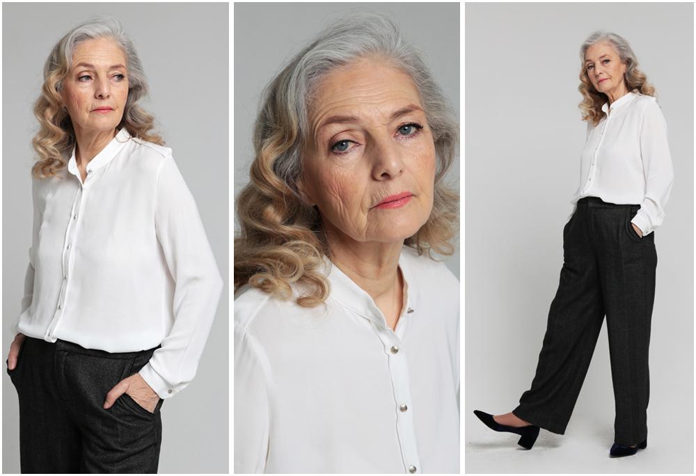 Olga. 70 ans. Source : Service de presse