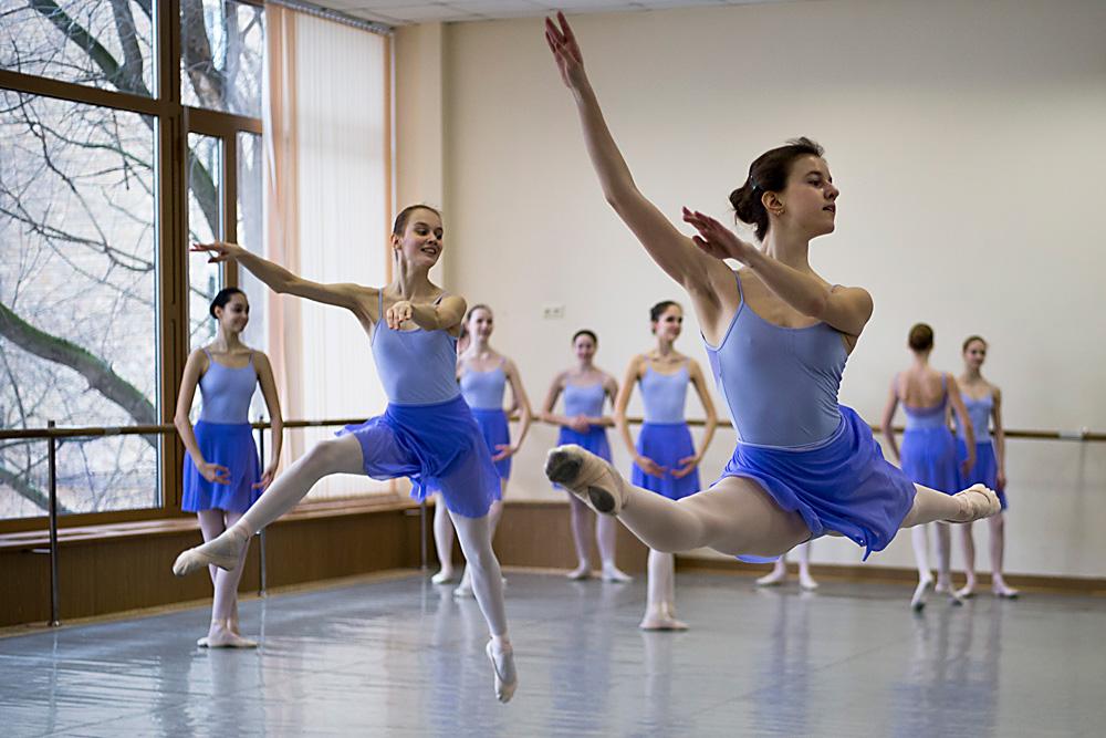 El Teatro Bolshói busca jóvenes coreógrafos.