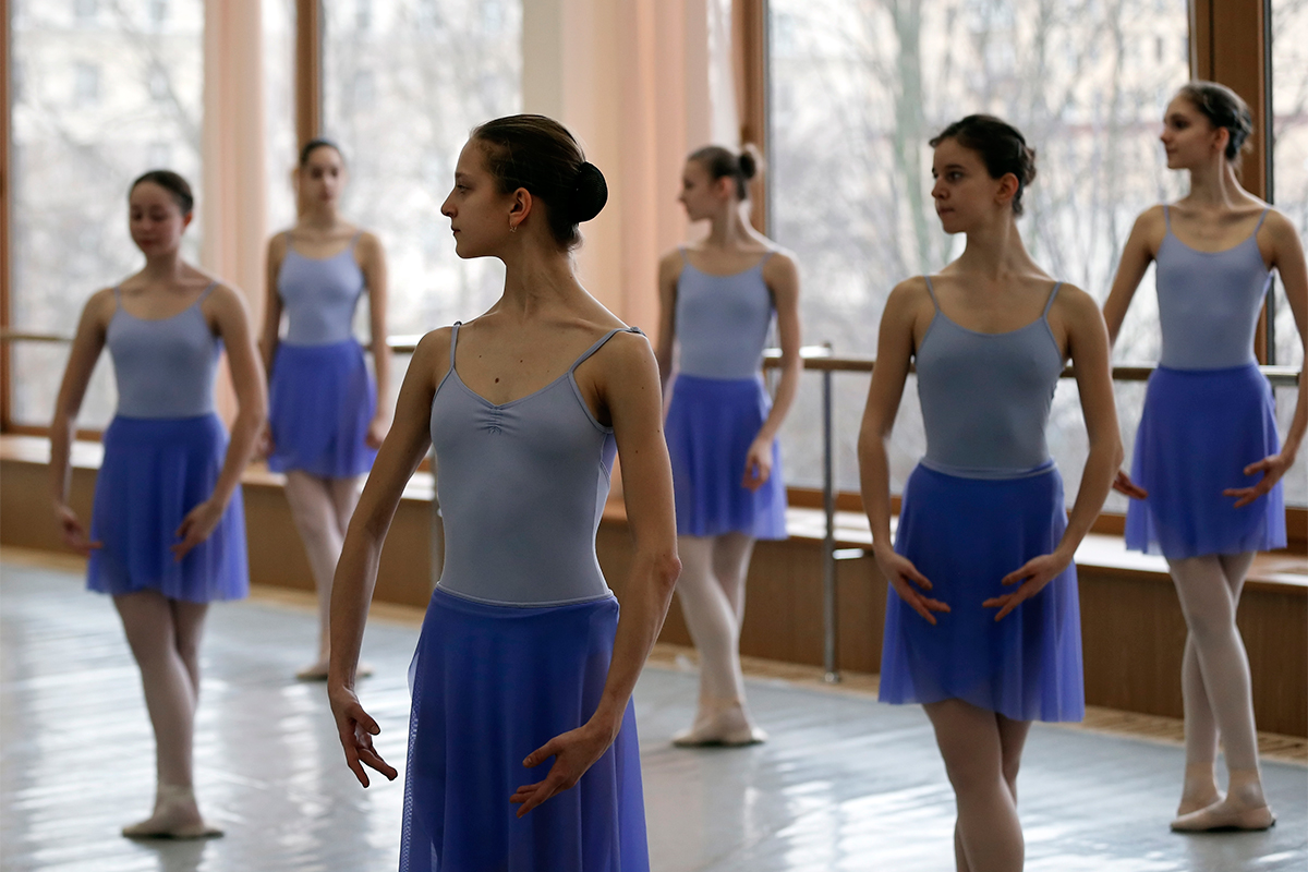 In other countries, Russian classical ballet is often associated with the leading Russian theaters, the Bolshoi and the Mariinsky, where the dancers are mostly graduates of the Moscow State Academy of Choreography (commonly known as The Bolshoi Ballet Academy) and the Vaganova Academy of Russian Ballet.