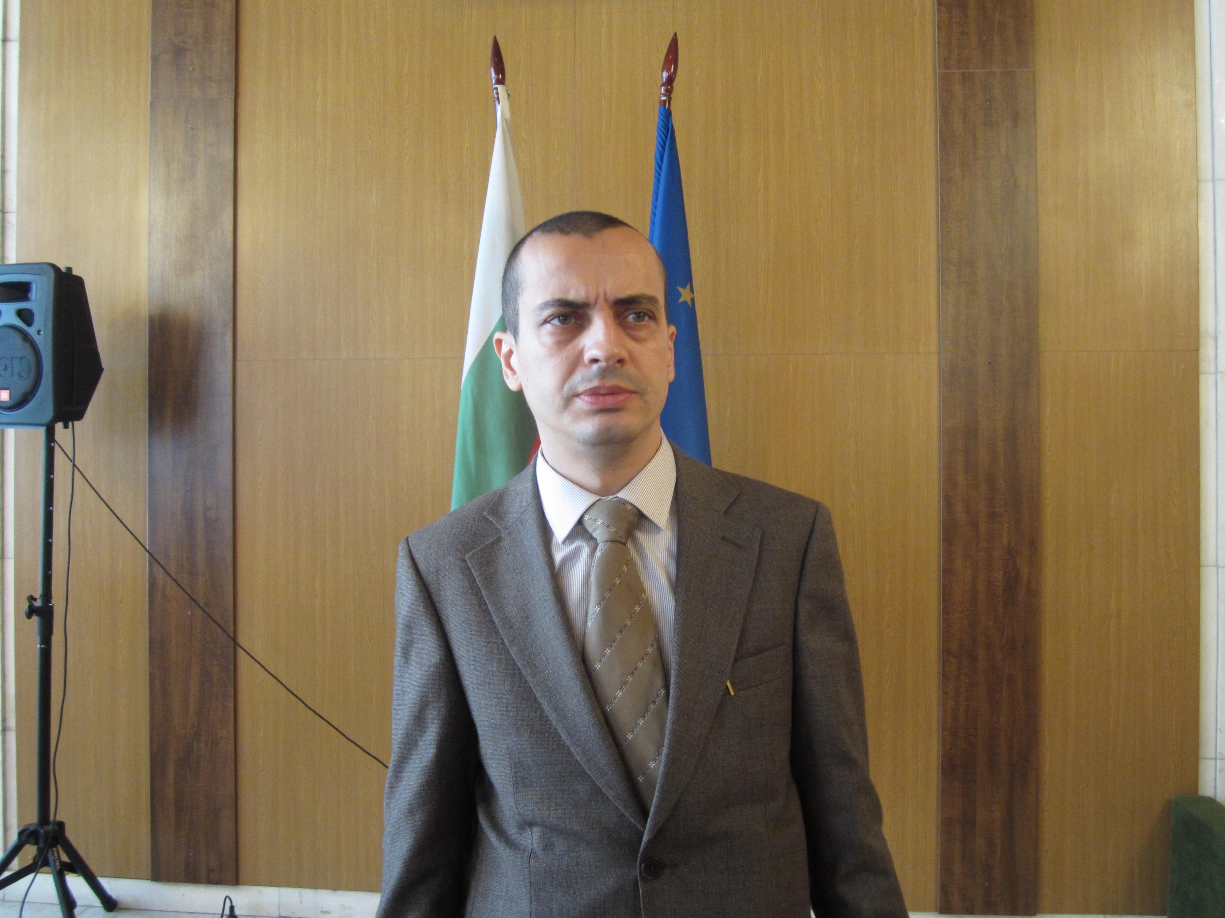 Тодор Чобанов, зам. кмет на София.